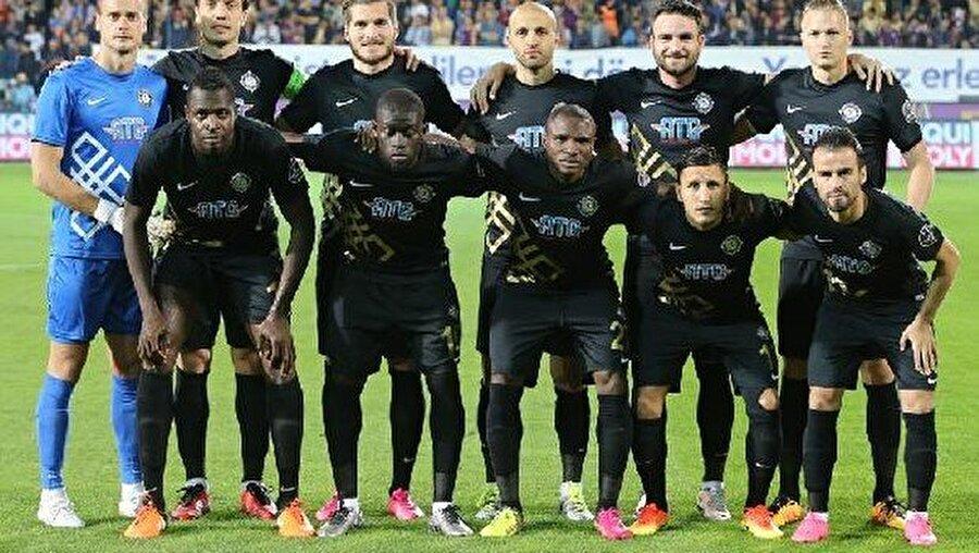 Osmanlıspor Puan: 8.720