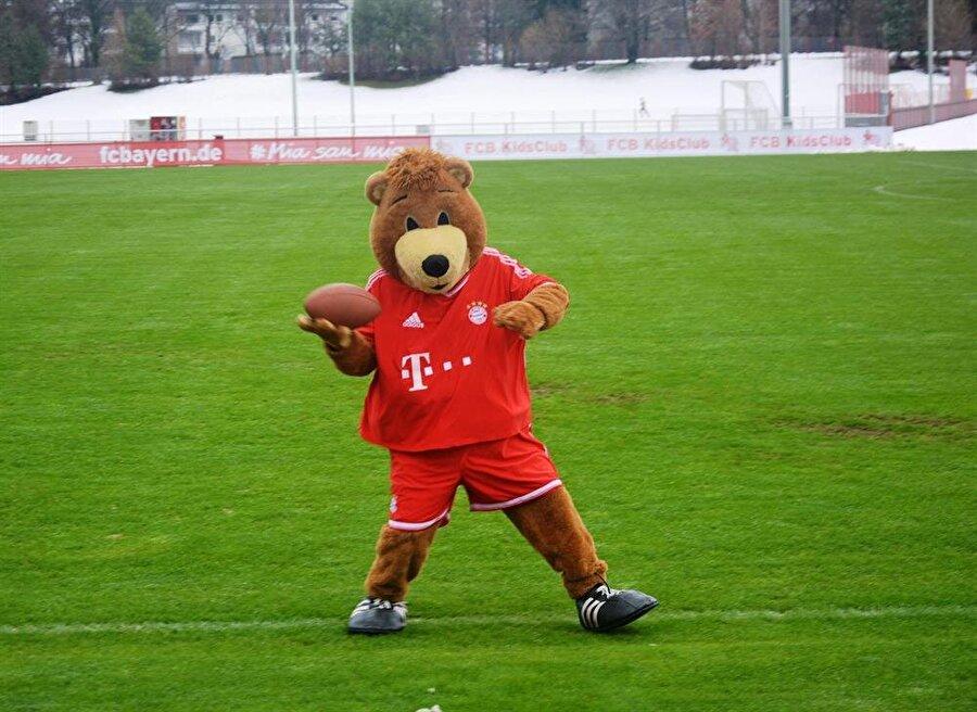 Bayern Münih-Berni Bavyeralılar lakabıyla tanınan Bayern Münih'in maskotu Berni isimli ayıdır.