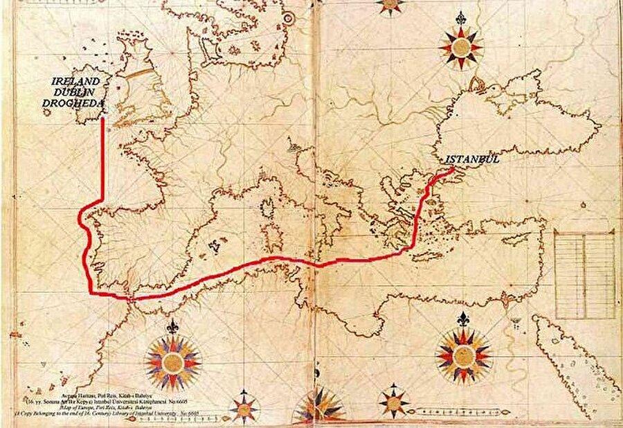 1847'de Sultan Abdülmecid konuyu öğrenince İrlanda halkına beş bin poundluk yardımda bulunmak istemiştir. Fakat kraliçe Victoria, İngiltere ablukasında olan tebaası İrlanda halkına kendisi dahi iki bin poundluk göstermelik bir yardımda bulunduğundan buna izin verilemeyeceği ve miktarın düşmesi gerektiğini bildirdi. Bu arada hayatta kalanlara yardım etmek bir tarafa, tam bir kolonizasyon anlayışıyla bir deri bir kemik kalmış insanları, düşük ücretlerle kanal ve yol yapımı gibi işlerde çalıştırdı. Bunun üzerine Abdülmecid çareyi bin poundluk nakdi ve üç gemi dolusu ayni (gıda ve tohum) yardım yapmakta buldu. Tabi krallık bu yardımı engellemek için elinden geleni yaptı ve gemileri Dublin limanına yaklaştırmadı. Bunun üzerine gemiler yardımları Dublin'e yaklaşık 50 kilometre uzaklıktaki Drogheda limanı'na boşalttılar.