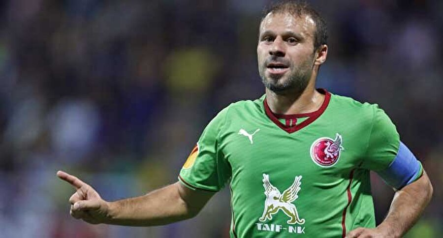 Gökdeniz Karadeniz                                      2008'de Rusya'nın Rubin Kazan takımına transfer olan Gökdeniz Karadeniz halen yurt dışında Türkiye'yi temsil ediyor.