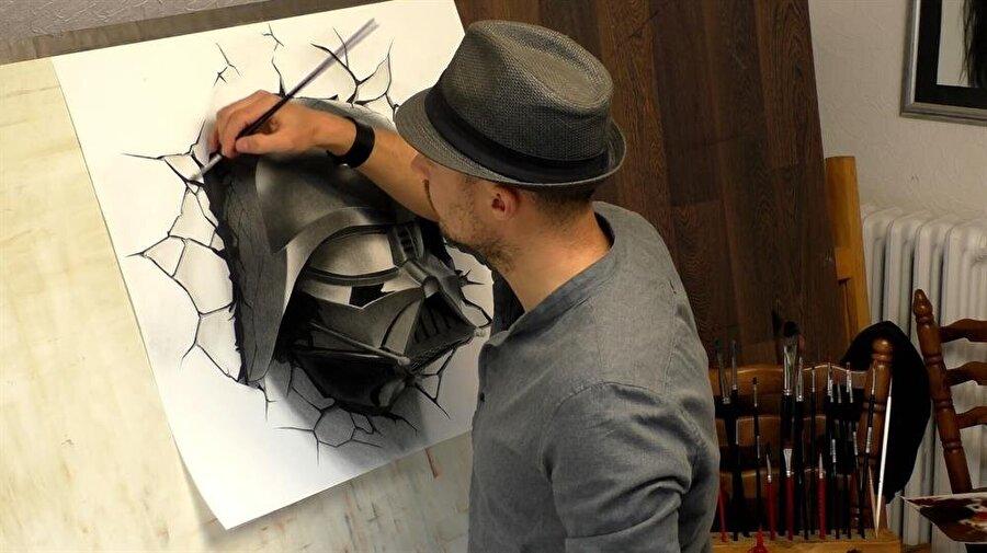 Çizin, boyayın  Hayal gücünüzü sınırlandırmayın; hayal edin, yazın, çizin ve boyayın. Renkler hayattır.
