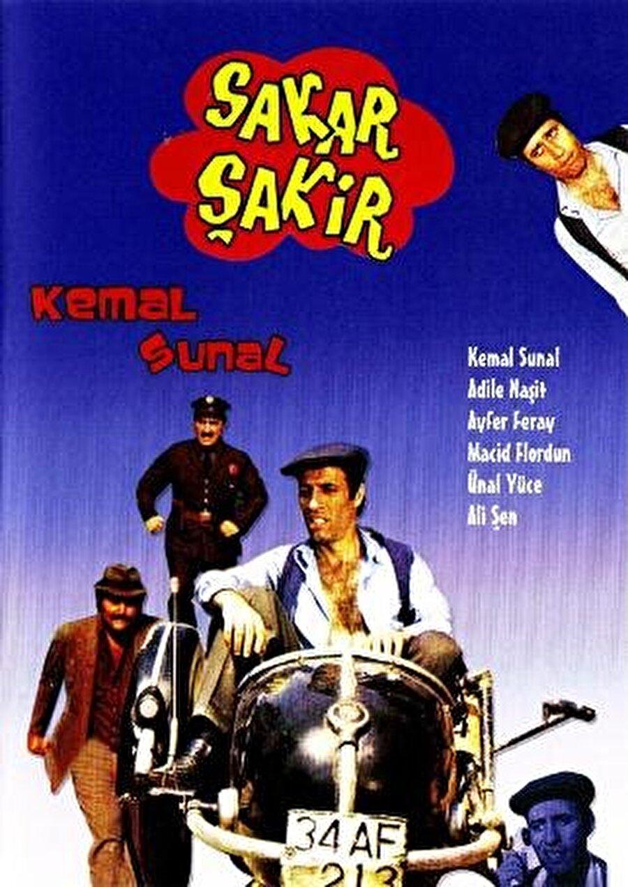 Sakar Şakir (1977) / IMDb: 8.1