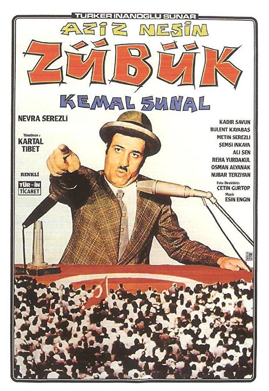 Zübük (1980) / IMDb 8.5