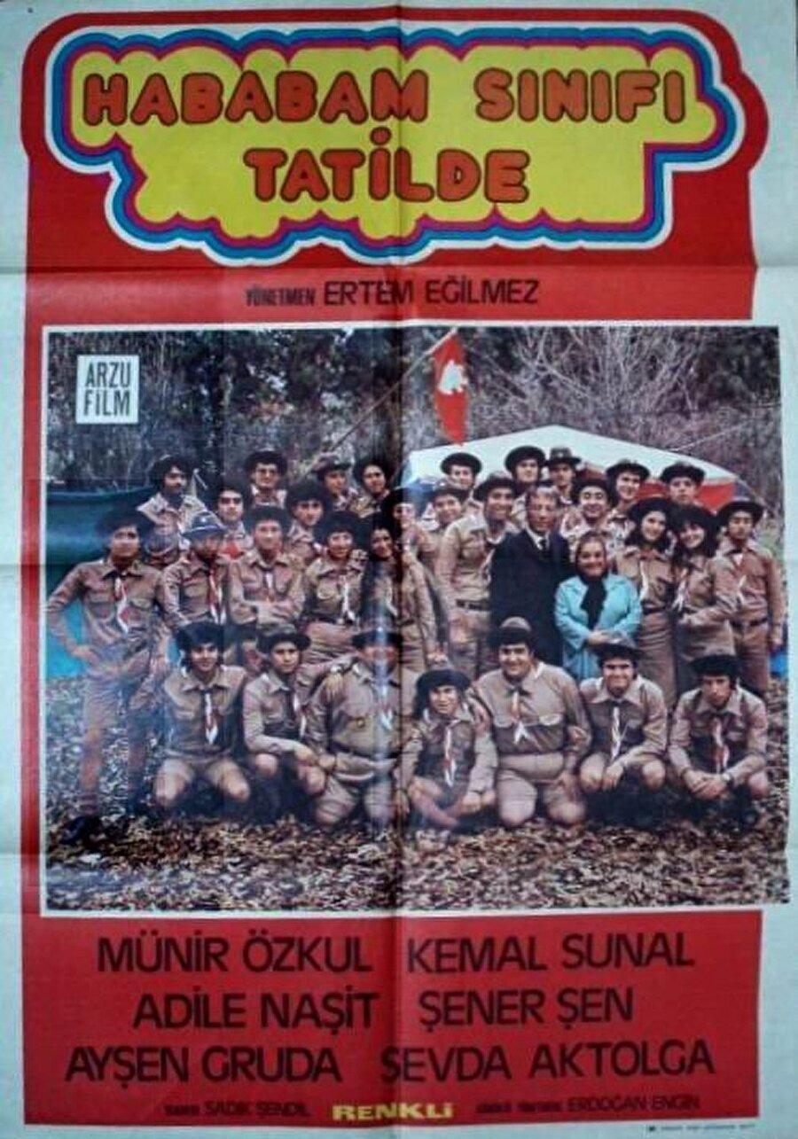 Hababam Sınıfı Tatilde / (1977) IMDb: 8.8