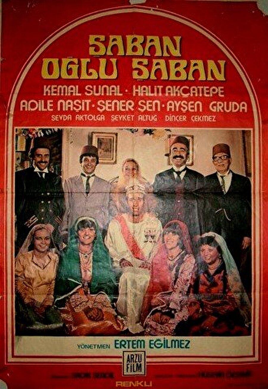 Şaban Oğlu Şaban (1977) / IMDb: 8.9