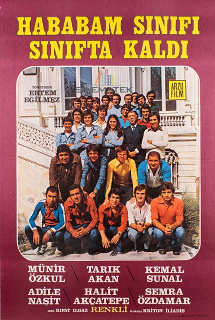 Hababam Sınıfı Sınıfta Kaldı (1975) / IMDb: 9.0