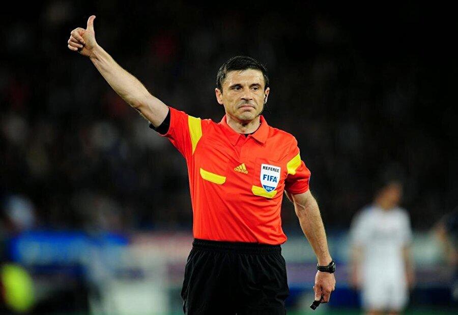 Sırp hakem yönetecek Karşılaşmayı Sırbistan Futbol Federasyonu'ndan hakem Milorad Mazic yönetecek.