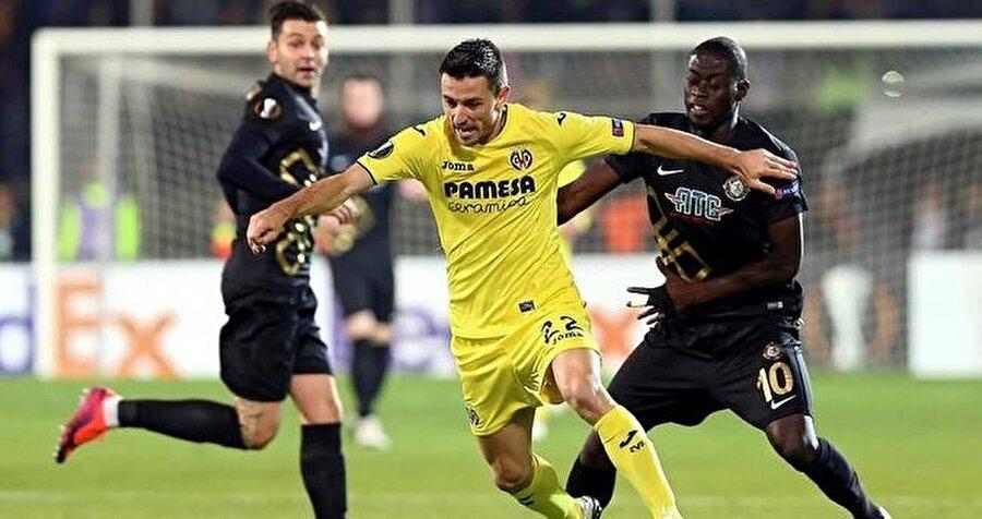 Villarreal-Osmanlıspor L Grubu maçında Osmanlıspor, Villarreal deplasmanına konuk olacak. TSi 23:05'te başlayacak olan mücadele Tivibu Spor 3'den naklen yayınlanacak.