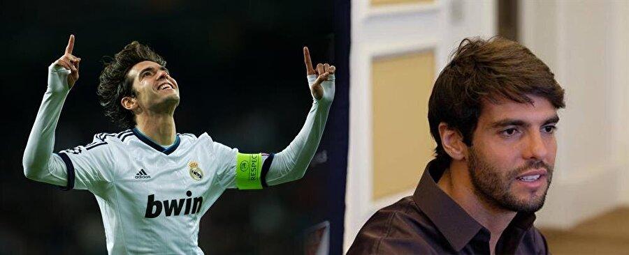 Kaka Leite Milan ve Real Madrid'te oynadığı futbolla efsaneleşen 34 yaşındaki Kaka Leite, ABD takımı Orlando'da forma giyiyor.