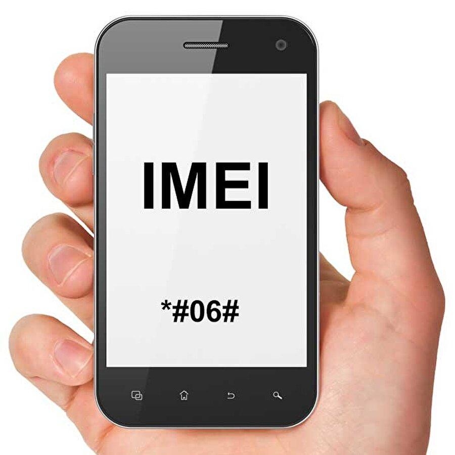 """IMEI numarasının bilinmesi Telefonun kayıt altına alınabilmesi ve çalınma ihtimallerine karşı bu numaranın bilinmesi gerekiyor.   IMEI numarasını öğrenmenin iki yolu var: Cep telefonu cihazlarında """"*#06#"""" tuşlarını tuşlamak ve Ayarlar, Genel, Hakkında yolunu izlemek.   IMEI numaranızı sorgulatmak için  buraya tıklamanız yeterli."""