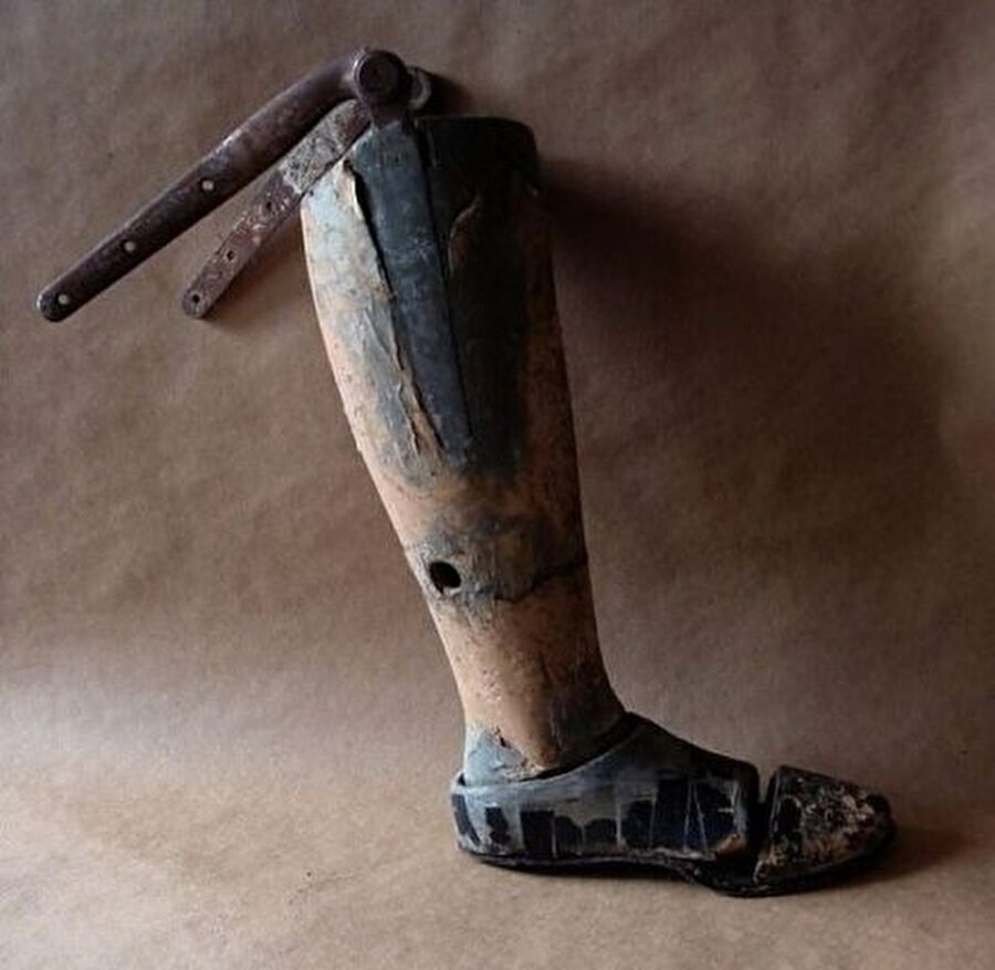 Protez bacak