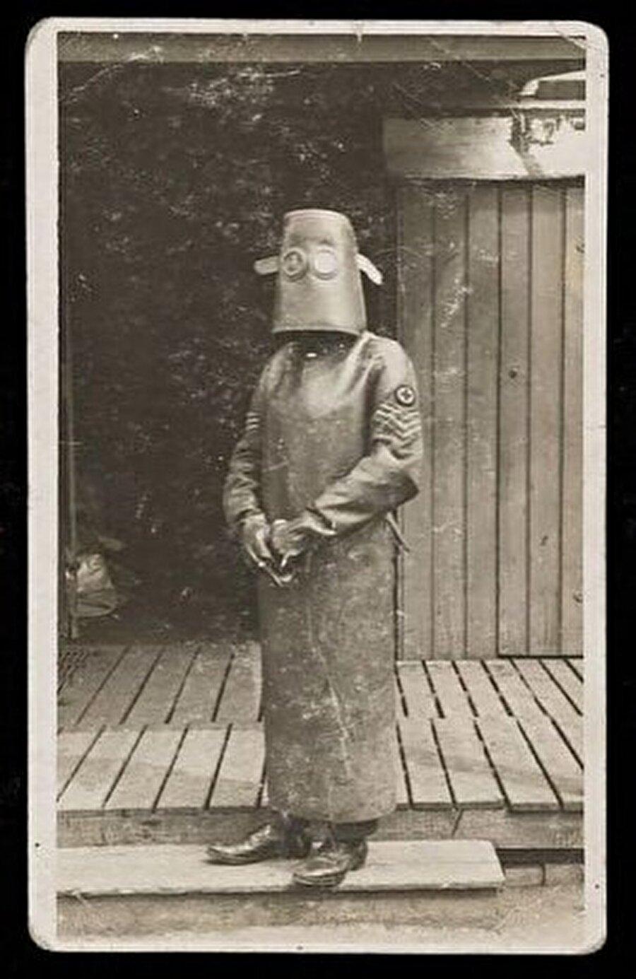 Radyoloji hemşiresi.