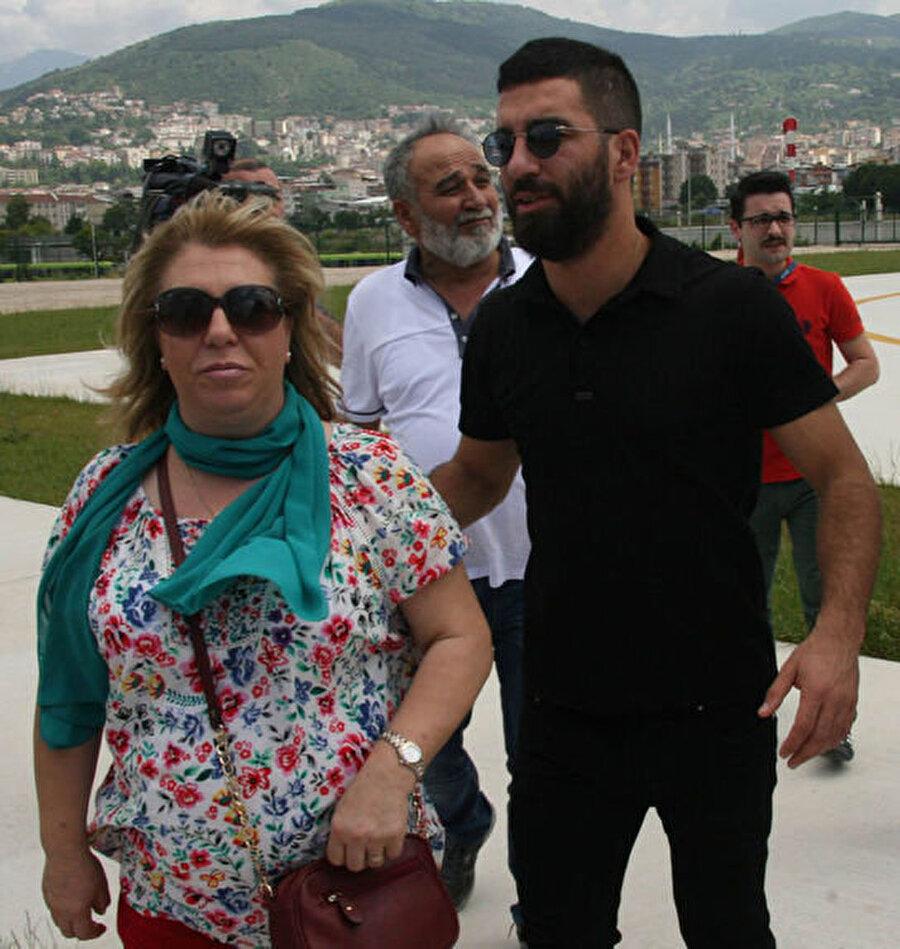 Arda Turan / Yüksel Turan