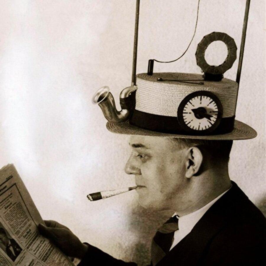 Radyolu şapka