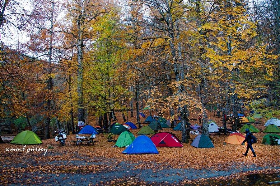 Yedigöller, Bolu                                                                                                                                                                                                                                                                                                                                                                                   Her mevsimi farklı güzel bölge, kar yağdıktan sonra çok daha güzel bir görünüme bürünüyor. 7 tane göl, ve bölgenin dört bir yanı doğa ile süslü. Temiz havası ve doğasında özgürlüğün tadını çıkarabileceğiniz bölgede, kamp da yapmanız mümkün.