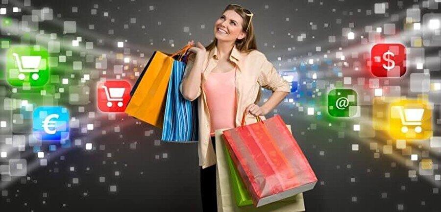 Satın alınana değil, satın alma işlemine bağımlılık                                                                            Alışveriş sürecinin bir alışkanlığa dönüşmesi, satın alınan şeyden çok bu işleme bağımlılık yaratır. Bu düşüncenin beraberinde getirdiği alışkanlık, bir sonraki süreci iple çeker.