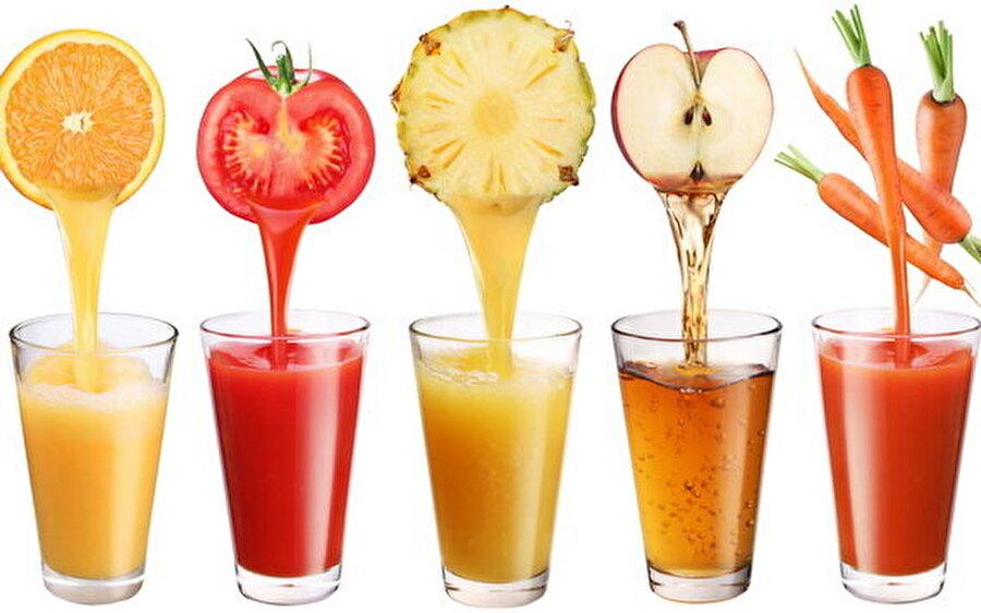 Şekerli içecek tüketiminde dikkatli olun                                       İçecekler konusunda özgürsünüz; ancak şekerli ve asitli içecekler konusunda dikkatli olmalısınız.