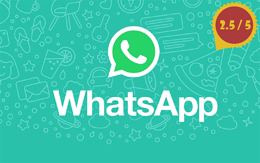 """WhatsApp - Güvenlik Skoru: 2.5 / 5                                                                           WhatsApp, geçtiğimiz senenin hemen başında """"uçtan uca şifreleme"""" özelliğini hayata geçirdi. Bu yeni güvenlik sistemi, kısaca hükümetlerin sohbetlere ve WhatsApp üzerindeki verilere erişimini engelliyor. Evet, bu özellik sayesinde anlık mesajlaşma uygulamasının güvenliği bir nebze artırıldı. Fakat yine tahmin edildiği gibi üst düzey bir güvenlik söz konusu değil.   WhatsApp kullanımı için rehber erişimi şart. Dolayısıyla kişi listeniz mutlaka metadata şeklinde saklanıyor ve dolayısıyla üçüncü parti kişilerle paylaşılabiliyor. Her iki günde bir SMS şeklinde gelen reklam mesajları da tam olarak buna benzer sebeplerden ortaya çıkıyor.   En önemli ayrıntılardan birisi ise yedekleme. WhatsApp'ın  Google ya da iCloud'a yedekleme sistemi """"uçtan uca şifreleme"""" kapsamında yer almıyor; yani verilerin yedeklendikten sonra şifrelenmesi mümkün değil. Bu veriler erişinde analiz edilen  WhatsApp'ın güvenlik skoru 5 üzerinden 2.5."""