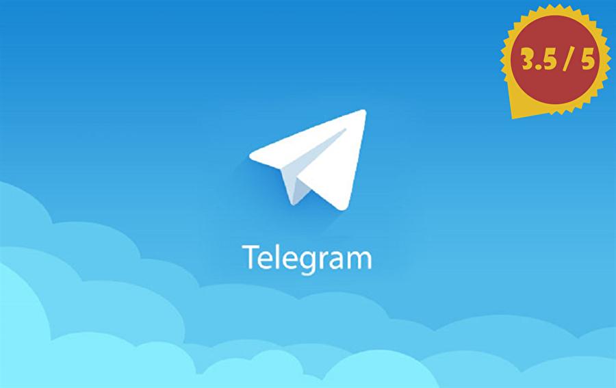 Telegram - Güvenlik Skoru: 3.5 / 5                                                                           Daha çok Messenger alternatifi olarak bilinen Telegram'ın en önemli özelliği gizli sohbet özelliği. Belirli bir süre sonrasında mesajlar ve bilgiler otomatik olarak kendiliğinden siliniyor.  Sivil toplum temelli olarak çalışan  Telegram'ın güvenlik skoru 5 üzerinden 3.5.