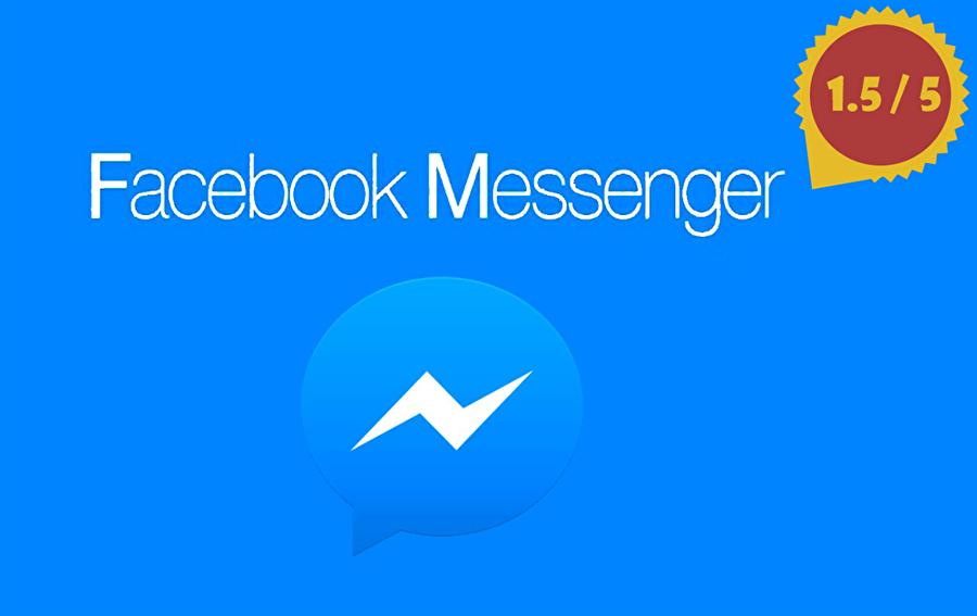 Facebook Messenger - Güvenlik Skoru: 1.5 / 5                                                                           Facebook'un son birkaç yıldır ayrıca bir uygulama şeklinde sunmaya başladığı Messenger da güvenlik zaafiyetleri içeriyor. Messenger, doğrudan Facebook sistemine bağlı ve doğal olarak hesabınızla ilgili tüm bilgiler de otomatik olarak bu anlık mesajlaşma uygulamasıyla eşleşmiş durumda. Gizlilik skoru ise  5 üzerinden 1.5. Yani aslına bakıldığında Messenger, WhatsApp'tan da güvensiz.