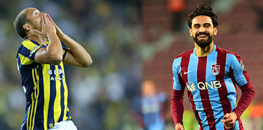 Aatif Chahechouhe - Mehmet Ekici                                                                                                                Ara transfer döneminin en büyük transfer hamlesi gerçekleşmek üzere. Mehmet Ekici, Trabzonspor ile sezon sonunda bitecek sözleşmesini uzatmayacağını açıklayınca, 3 büyükler hemen harekete geçmişti. Ancak yapılan görüşmeler sonrası Fenerbahçe, ezeli rakiplerini geride bırakıp yıldız futbolcu konusunda bir adım öne geçti. Sarı-Lacivertliler, Aatif'ın bonservisinin yanı sıra 500 bin Euro (1.9 milyon TL) teklif ederek Trabzonspor ile el sıkıştı.  Aatif'a çifte markaj İmzaların atılması için, Fenerbahçe'den ayrılmak istemeyen Aatif'ın ikna edilmesi kaldı. Bordo-Mavililer'in teknik patronu Ersun Yanal, Faslı yıldız ile Trabzonspor'a gelmesi için bizzat görüşmelere başladı. Yönetim ise Aatif'ın menaceriyle temasa geçerek pazarlığa girişti. Kaynak Fotomaç