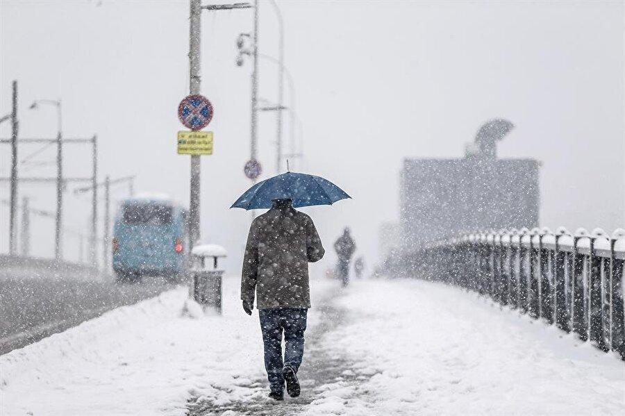 Soğuklara dikkat Soğuk havalar kalp krizi riskini arttırıyor.