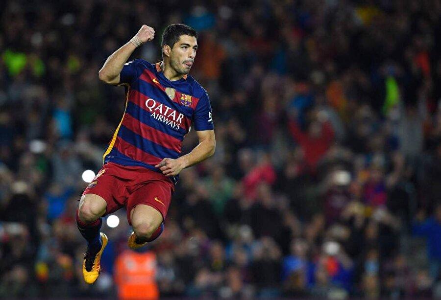 Luis Suarez / Barcelona) (127.7 milyon sterlin)