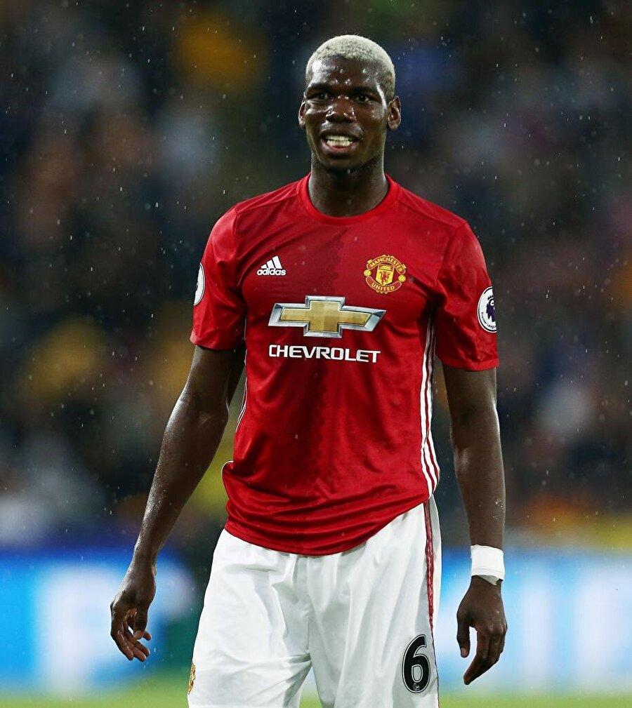 Paul Pogba / Manchester United (136.5 milyon sterlin)