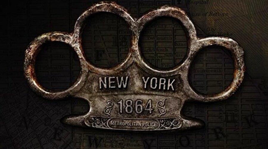 New York polisinin kullandığı muşta