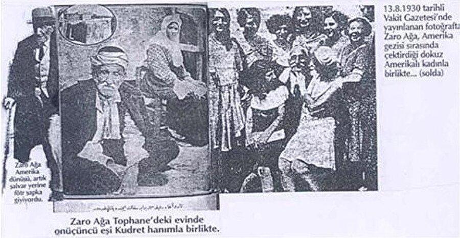 Dünyanın en uzun yaşayan insanlarından kabul ediliyor                                                                                                                                                                                                                               Zaro Ağa kimi kaynaklara göre 1774, kimilerine göre ise 1777 yılında Bitlis'te dünyaya gelir. 29 Haziran 1934 tarihinde İstanbul'da vefat eder.   Batı dünyasının da ilgisini çeken ve tam 160 yıl yaşayan Güney Doğu'daki hamalların efsanevi lideri Zaro Ağa, dünyanın en uzun yaşayan insanlarından.