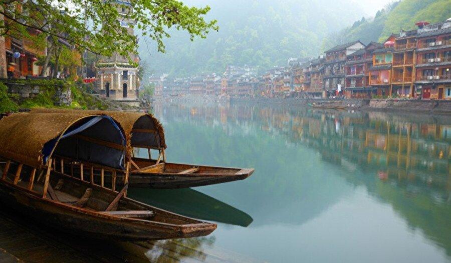 Water Towns / Çin