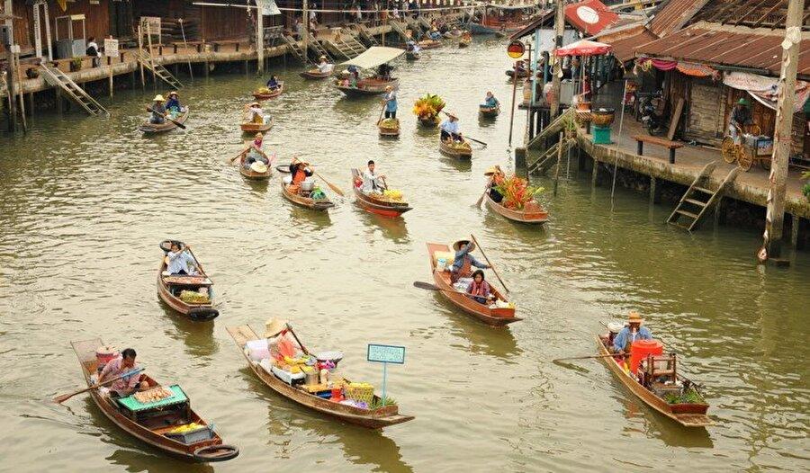 Bangkok / Tayland                                      (Kaynak :escapehere.com)