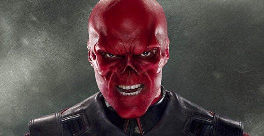İşte Kızıl Kuru Kafa                                                                           Henry Rodriguez'in hayalindeki Marvel karakteri olan Kızıl Kuru Kafa...