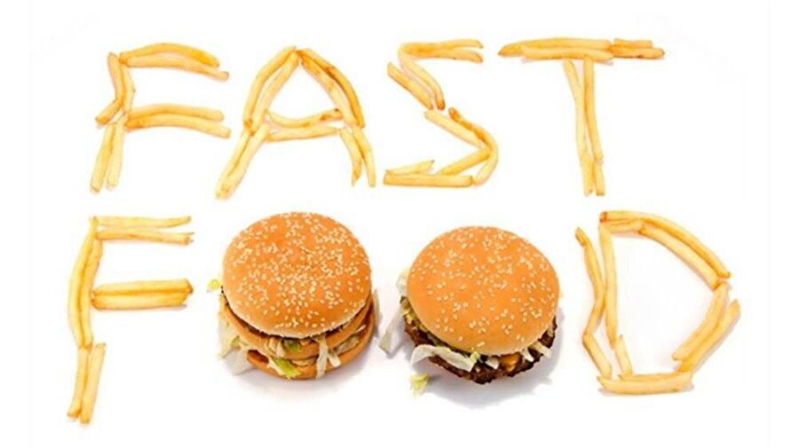 Tam olarak ne demek bu fast food?