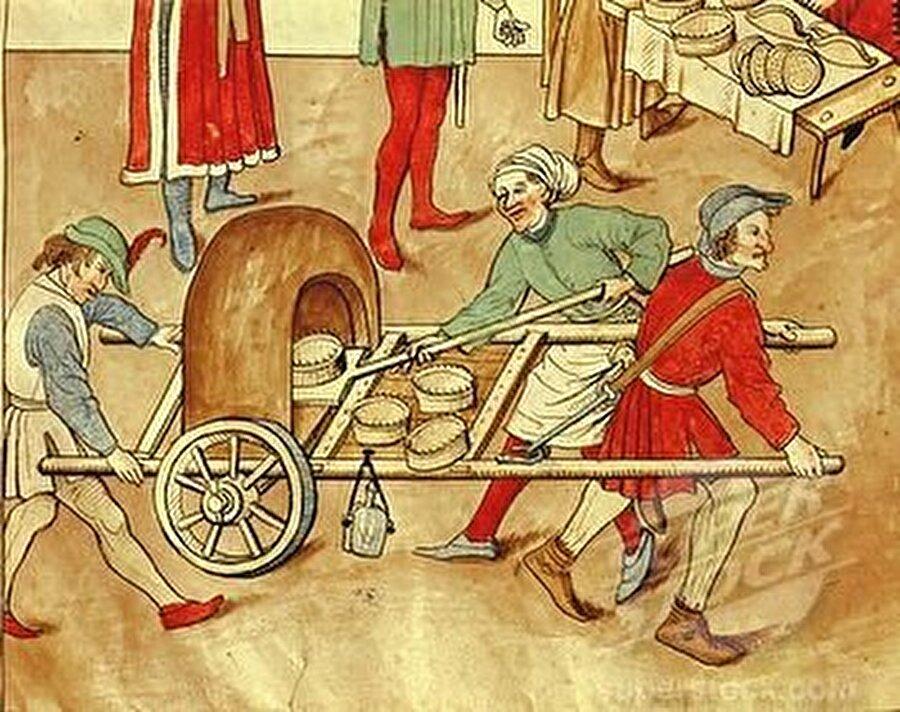 Hamburgerin tarihi Orta Çağa dayanır