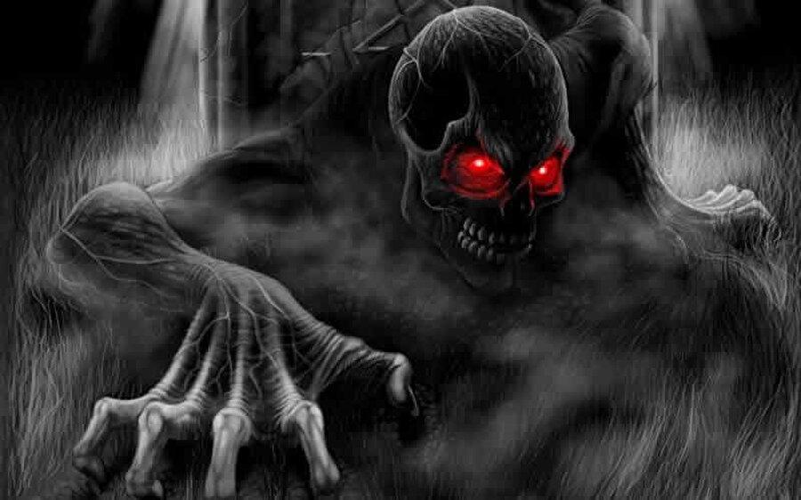 Hayaletler                                      Hayaletlerin varlığını kanıtlayan hiçbir bulgu saptanamadı. Ancak bazı insanlar hayaletlerle konuştuklarını hatta onlarla fotoğraf çekildiklerini bile iddia ediyorlar.