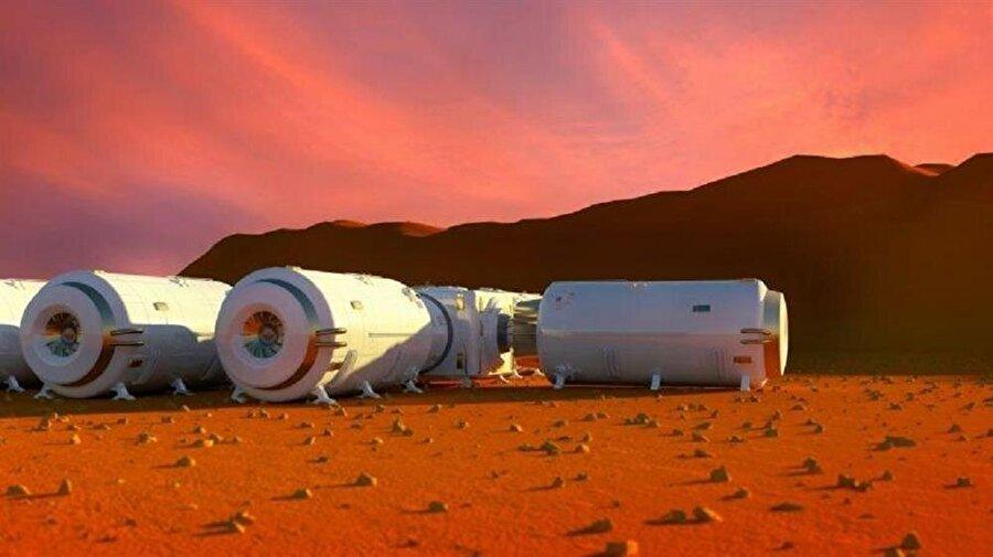 """Mars'ta koloni kurmak                                                                                                                                                                                                                               İnsanlı görevler için Mars'a koloni kuracak olan SpaceX, konuyla ilgili en somut adımı 2022 yılında atmayı planlıyor. Elon Musk, Meksika Uluslararası Kongresi'nde Mars kolonisiyle alakalı olarak """"Dünyada sonsuza kadar kalacağız ama alternatif uzay medeniyetleri için de çalışmalar yapmalıyız."""" şeklinde bir açıklama da yapmıştı."""