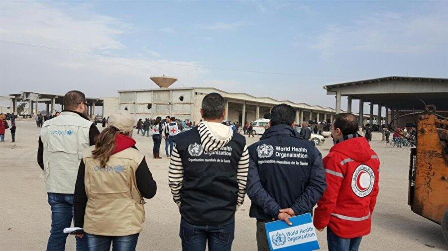 Dünya Sağlık Örgütü ve Kimyasal Silahları Yasaklama Örgütü, otopsi işlemlerine katılmak için Türkiye'ye geliyor.