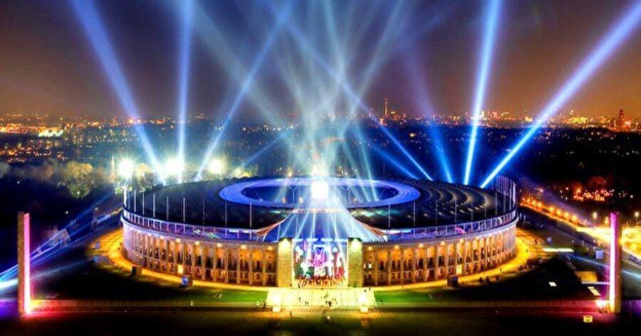 Olimpiyat Stadı Stat, 1936 Berlin Olimpiyatları için inşa edilmiştir.