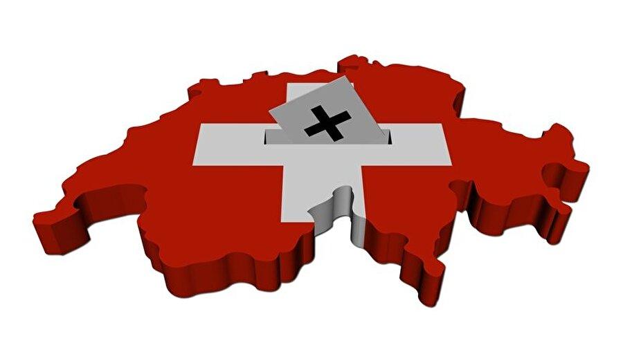 İsviçre 2016 (Herkese maaş referandumu)                                                                                                                                                      Referanduma katılanların yüzde 78'i, çalışan çalışmayan herkese genel maaş bağlanmasını referandumunda hayır oyu kullandı.          Öneride her ay yetişkinlere ortalama 2500 İsviçre frangı yani yaklaşık 7500 liraya yakın maaş verilmesi talep ediliyordu.