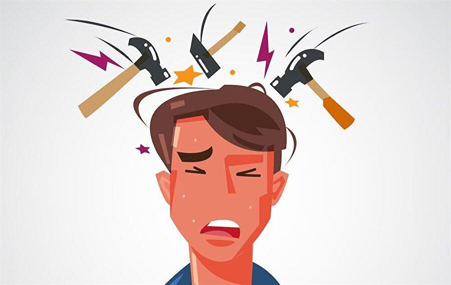 Ataklar şeklinde gelen migren ağrısına kimi zaman ağrı kesiciler de fayda etmiyor.