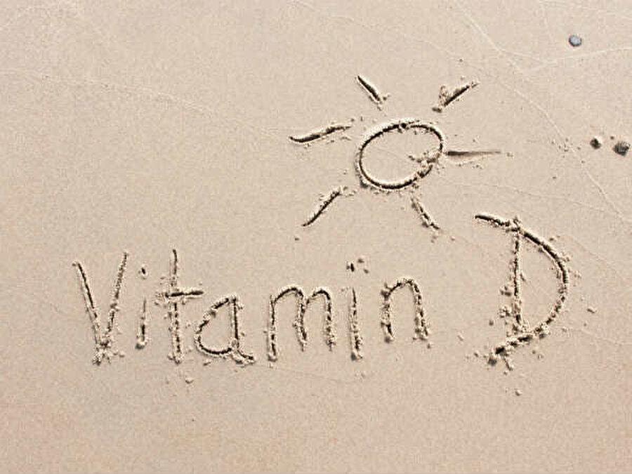 Depresyonu tetikler                                      D vitamini özellikle kış mevsiminde depresyonu tetikler.