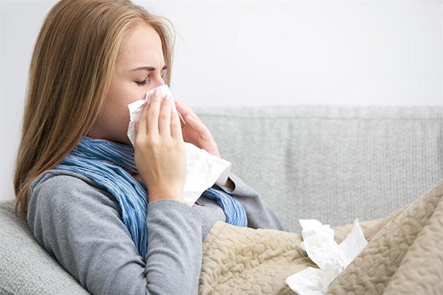 Bitmeyen hastalık                                      Kendinizi sürekli halsiz hissediyorsanız ve gribiniz bir türlü geçmiyorsa bunun da sebebi D vitamini ekliliği olabilir.