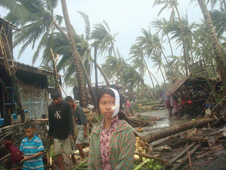 Nargis Kasırgası (2008) 2008 yılında Kuzey Hint Denizi kıyılarını vuran ilk kasırga olan Nargis, Myanmar'ı 2 gün boyunca etkisi altına aldı. Resmi kayıtlara göre kasırgada 84.500 insan hayatını kaybetti, 55.000'e yakın insan da kayboldu.