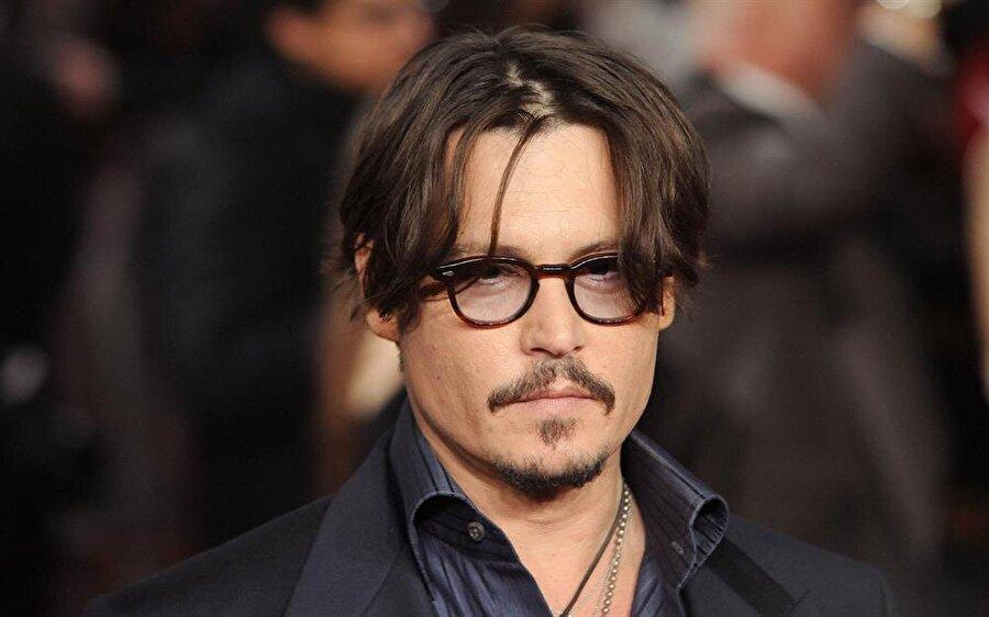 Johnny Depp Sahte İsmi: Drip Noodle