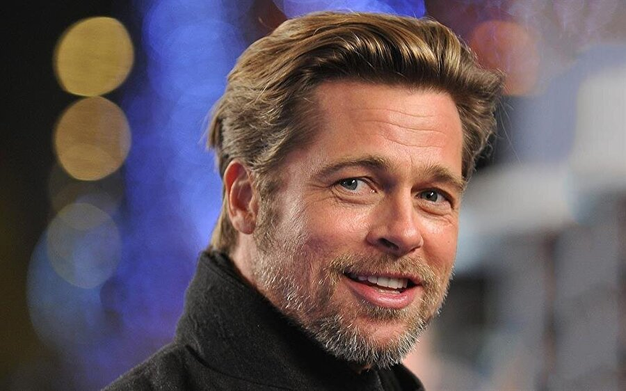 Brad Pitt Sahte İsmi: Pitt Bryce Pilaf
