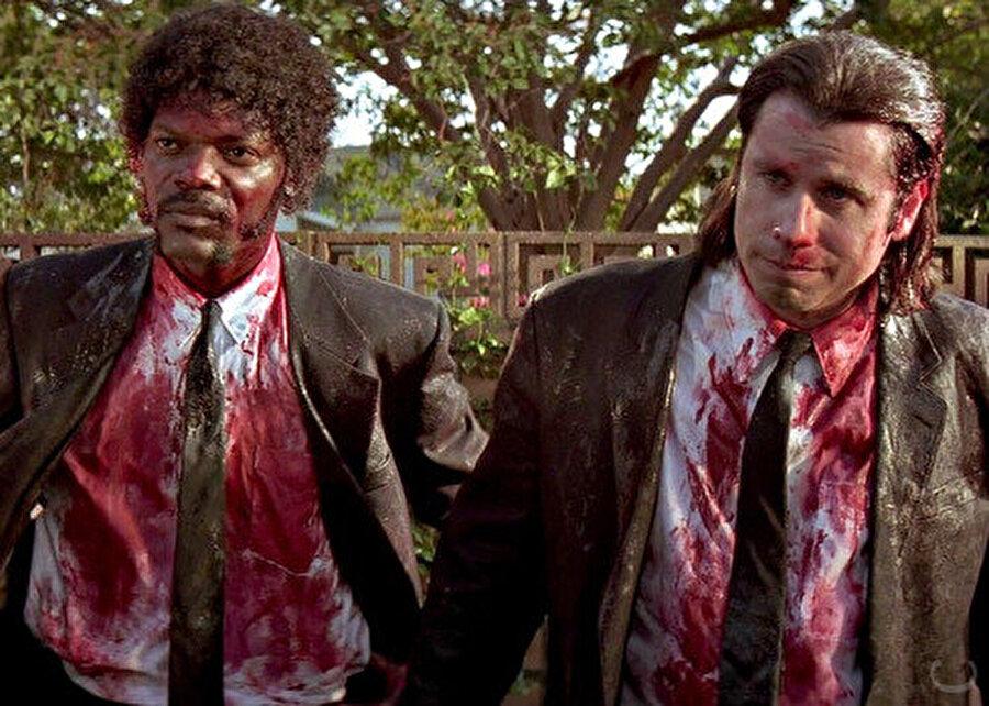 Kan değil şurup                                                                           Filmlerde kan yerine mısır şurubu kullanılıyor.