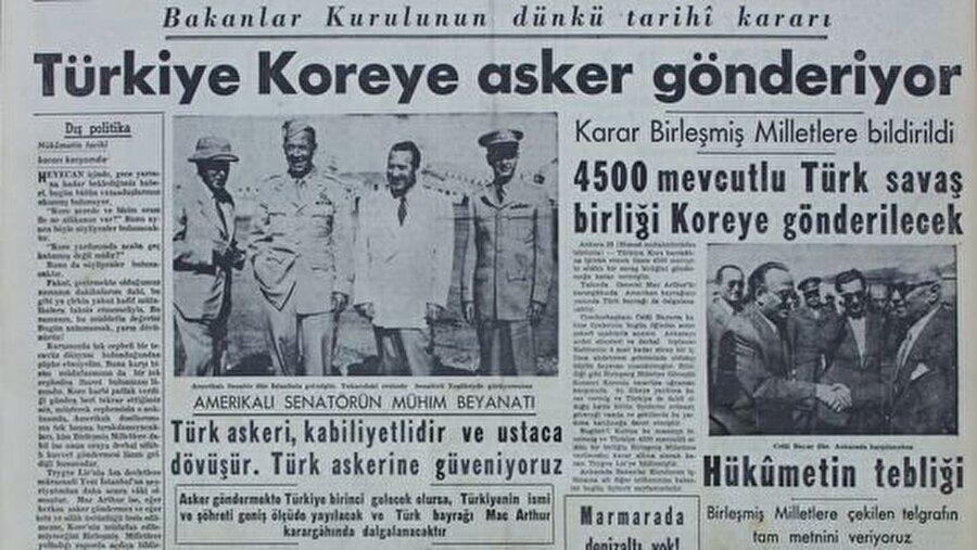 Türk askerinin yardımseverliği günümüzde bile Güney Kore vatandaşlarının hatıralarında vardır. Güney Kore'ye giden Türk Tugayı, savaşa katılan birlikler içerisinde öksüz ve yetim kalan Koreli çocuklar için okul yaptıran tek birliktir. Savaş sırasında 21.000'in üzerinde asker gönderen Türkiye tam 966 şehit verdi.