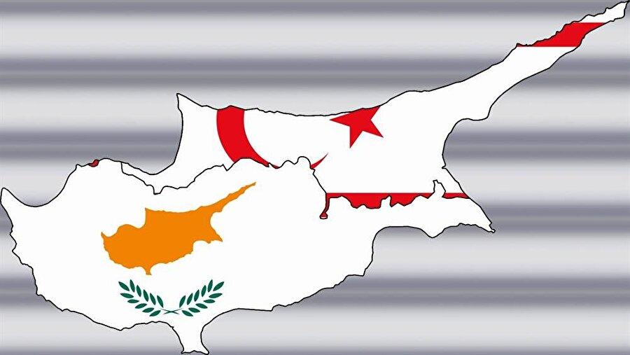 Rumların, Kıbrıs'ın Yunanistan'a bağlanmasının hedeflendiği Enosis hayalleri suya düştü.