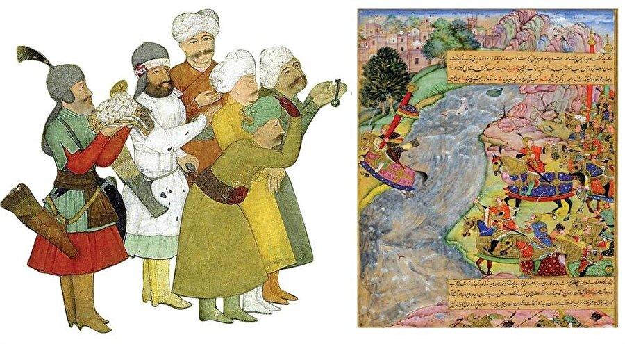 """Ceyhun Nehri'nin yatağı değiştirildi Moğol işgaline maruz kalan bir diğer şehir, Harezm bölgesinin en önemli yerleşim merkezi Gürgenç idi. İslam tarihin en meşhur âlim ve mutasavvıflarından Necmeddîn-i Kübrâ'nın şehri olan Gürgenç, ahalisinin ısrarları dolayısıyla bir süre Moğollara direnmişti. Fakat bunu sonsuza kadar devam ettirebilmeleri mümkün değildi. Gürgenç'i çevreleyen hendekleri doldurup nefte buladıkları surları ateşe veren işgalciler, Ceyhun'un yatağını değiştirip nehrin suyunu şehrin üzerine saldılar. Güzelim şehir bir bataklığa dönüştü. Necmeddîn-i Kübrâ'nın da işgalcilere direnirken şehit olduğu Gürgenç'te yaşanan katliam korkunçtu. Rivayetler doğruysa her Moğol askeri 24 Müslümanı katletmiş; 1 milyon civarında insan öldürülmüştü. Kuşkusuz bu rakam çok abartılı. Fakat Gürgenç'te yaşanan vahşeti yansıtması açısından dikkate değer. Nitekim İbnü'l-Esîr ve Cüveynî gibi müelliflerin yazdıkları vahşetin boyutlarını gözler önüne sermekte. İbnü'l- Esîr'in, """"daha evvel hiç yokmuş gibi tamamen viraneye döndüğünü"""" söylediği şehir, Cüveynî'nin dediğine göre işgalden önce, """"yiğitlerin yatağı, güzel kadınların kaynağı, refah ve mutluluğun eşiğine baş koyduğu ve devlet kuşunun yuva yaptığı"""" bir yer olmasına rağmen işgalden sonra """"çakalların gezindiği, baykuş ve kargaların yuva yaptığı"""" bir yer hâline geldi. """"Evleri ve köşkleri viraneye, gül bahçeleri çöplüğe, birer mimarî şaheseri olan sarayları ise taş ve toprak yığınlarına dönüştü."""""""